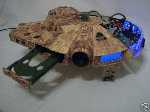 X-box Millenium Falcon
