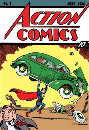 Action Comics #1 (1938) / Superman and Lois S01E01 (2021) #comicbooks #comics