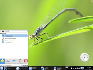 KDE4 Screenshot