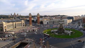 The view from atop the Centro Comercial de las Arenas -- Photo Credit: Ryan Liwanag