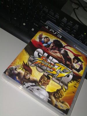 Super Street Fighter IV!