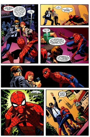 Marvel Adventures Spider-Man #57