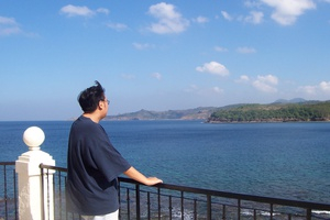 Looking Out Over Punta Fuego