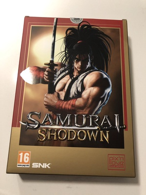 I been on some SamSho lately so we got a cool giveaway!!! The homies at @PixnLove_Store want to give away 10 copies of this fabulous collection All you gotta do is give them a FOLLOW, RT and LIKE Winners will be contacted on 7/8 Check it out https://www.pixnlovepublishing.com/