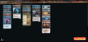 Friday night Kaldheim sealed! https://www.twitch.tv/twitchyroy #mtg #magicarena #twitch #kaldheim I played two sealed pools today, both felt decent but didn't do so well, mostly because of my own bad plays =/ YT: https://www.youtube.com/watch?v=0pSfh3h058A
