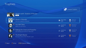 First ps4 platinum #PS4share