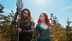 Aquaman Spoiler-Free review! I came in with low expectations (given DC's history), but the movie turned out pretty good, even though it wasn't the best comic book related thing I've seen this week (see previous post) it's fun and action-packed, some fun set pieces and action sequences. Lots of CGI (as can be expected) the plot is fairly predictable, I've seen similar story arcs for this character more than once, things pretty much happen as you expect also the plot kinda feels a bit like black panther, except in reverse? does that make sense? the first act felt a bit