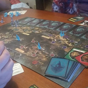 Pandemic cthulhu #boardgamenight