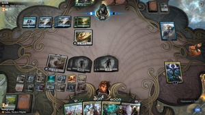 Brawl is the most fun I've had playing #mtg arena since it started. I play it even when I'm out of rewards for the day because it's so fun, even against the Oko decks (I won this one!)