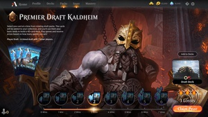 Drafting Kaldheim ep1 https://www.twitch.tv/twitchyroy #twitch #mtg #magicarena #kaldheim Ran RW, only managed a meager 3-3, but that's plenty since I feel like I drafted terribly lol. YT: https://www.youtube.com/watch?v=zao0PjGKlyw
