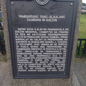 TIL the Quezon Memorial is 10 days younger than me