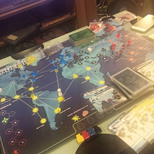 Failing to save the world #pandemic