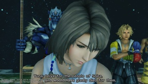 Posted on r/FinalFantasy: I took quite a few screenshots while playing through FFX HD on Vita, thought I'd share