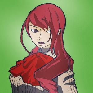 Mitsuru #sketchdaily