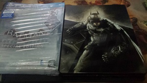 Cant say no to a steelbook... probably wont play it til december though