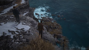 I finished Uncharted 4: A Thief's End yesterday, and I felt like making a post about it, since I had a bunch of screenshots. Late game review because the game came out in 2016. I think I got it from PS+? Certainly didn't pay for it. I first played the original Uncharted trilogy back in 2010-2011, but I found out just now while writing this post that I never finished Uncharted 3 (started yes, apparently), so that explains why some story elements seemed unfamiliar in the 4th game. (I think I may have also gotten the trilogy remaster via PS+,
