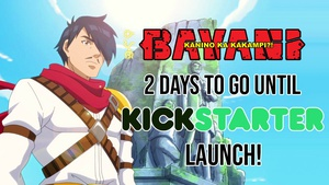 2 days left until BAYANI – Fighting Game's Kickstarter launch! Support us & get the chance to play BAYANI's playable demo before it gets released anywhere else! Let's make BAYANI even more awesome! #Nov28 #PleaseRT #bayaniPH #indiegame #gamedev KS Preview: https://kck.st/2BwHzwU