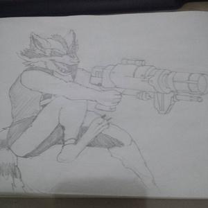 Rocket #sketchdaily