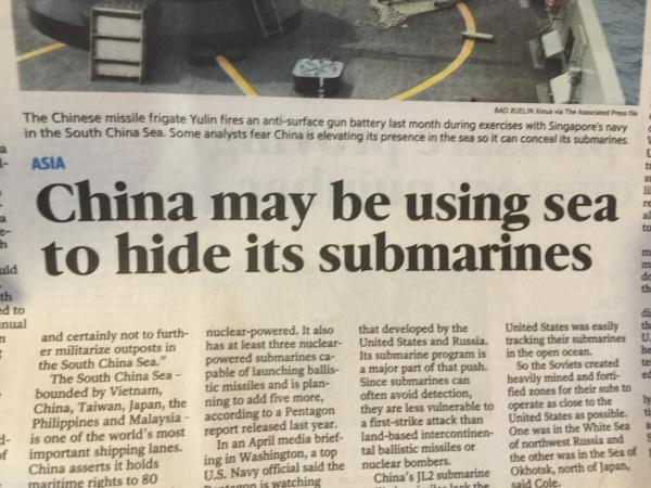 Sneaky Chinese,,,