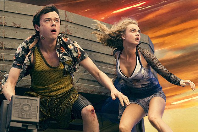 New 'Valerian and the City of a Thousand Planets' Trailer Is as Wacky and Wild as You'd Imagine http://trib.al/cCxRs2g