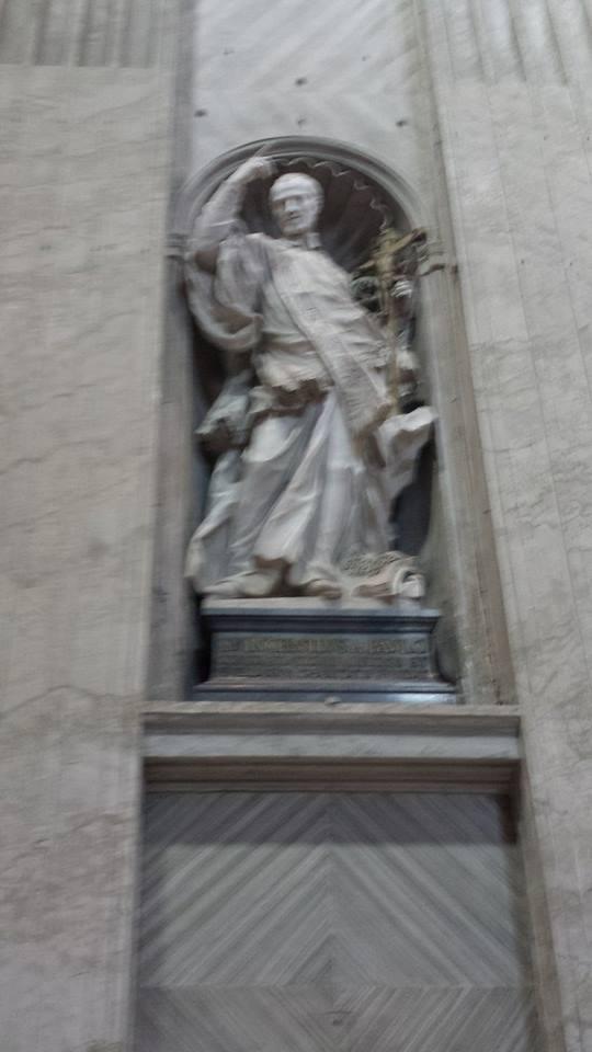 St. Vincent de Paul (blurry)