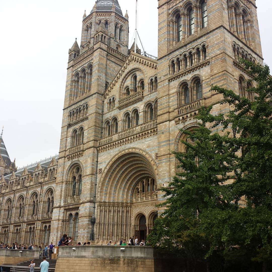 Natural history museum #tourist