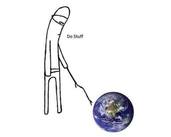 When you refresh your timeline and no one is tweeting