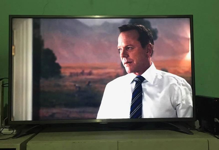 New TV is great :D