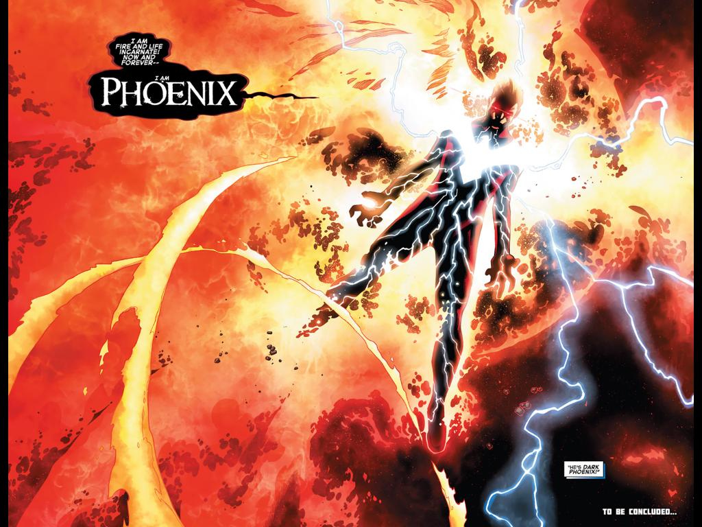 Avengers vs X-Men #11 by Brian Michael Bendis and Olivier Copiel