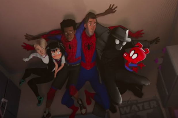 Into the Spider-Verse spoiler-free review - this is a great animated comic book movie, it makes me happy- I may have been a bit overhyped by the early reviews, but it was very entertaining, funny and had brilliant presentation, melding the medium of movies with comic books in a way that has never been seen before- again, the presentation is fantastic, the animation is great and intentional and the funky alternate universe stuff is represented well- IDK if I would call it the best comic book movie of all time, or even the best Spider-Man movie of all time, but