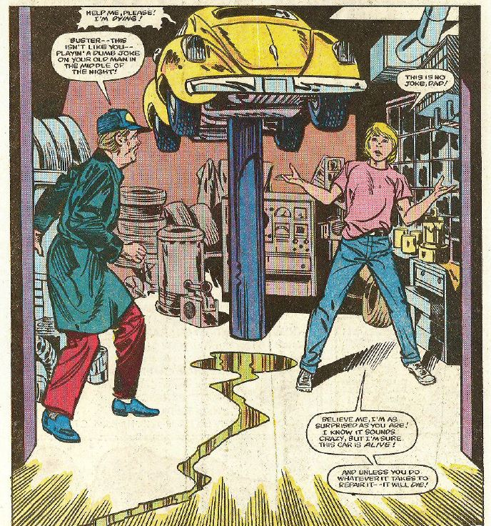 BUMBLEBEE Spoiler-Free review! - attached image summarizes the plot. loljk (credit: Transformers (1985 - Marvel) #2)- I'm a big Transformers fan, more G1 than Bayverse (I didn't even watch the last Michael Bay one). If you are like me, you will probably enjoy the film- if you grew up in the 80s like me, you will enjoy the film a bit more. Props to the 80s soundtrack- the plot is simple, straightforward and unambitious, unencumbered by any of Bayverse Megatron's super-complicated plans that he has been plotting for million of years in case he gets stranded on earth- not having