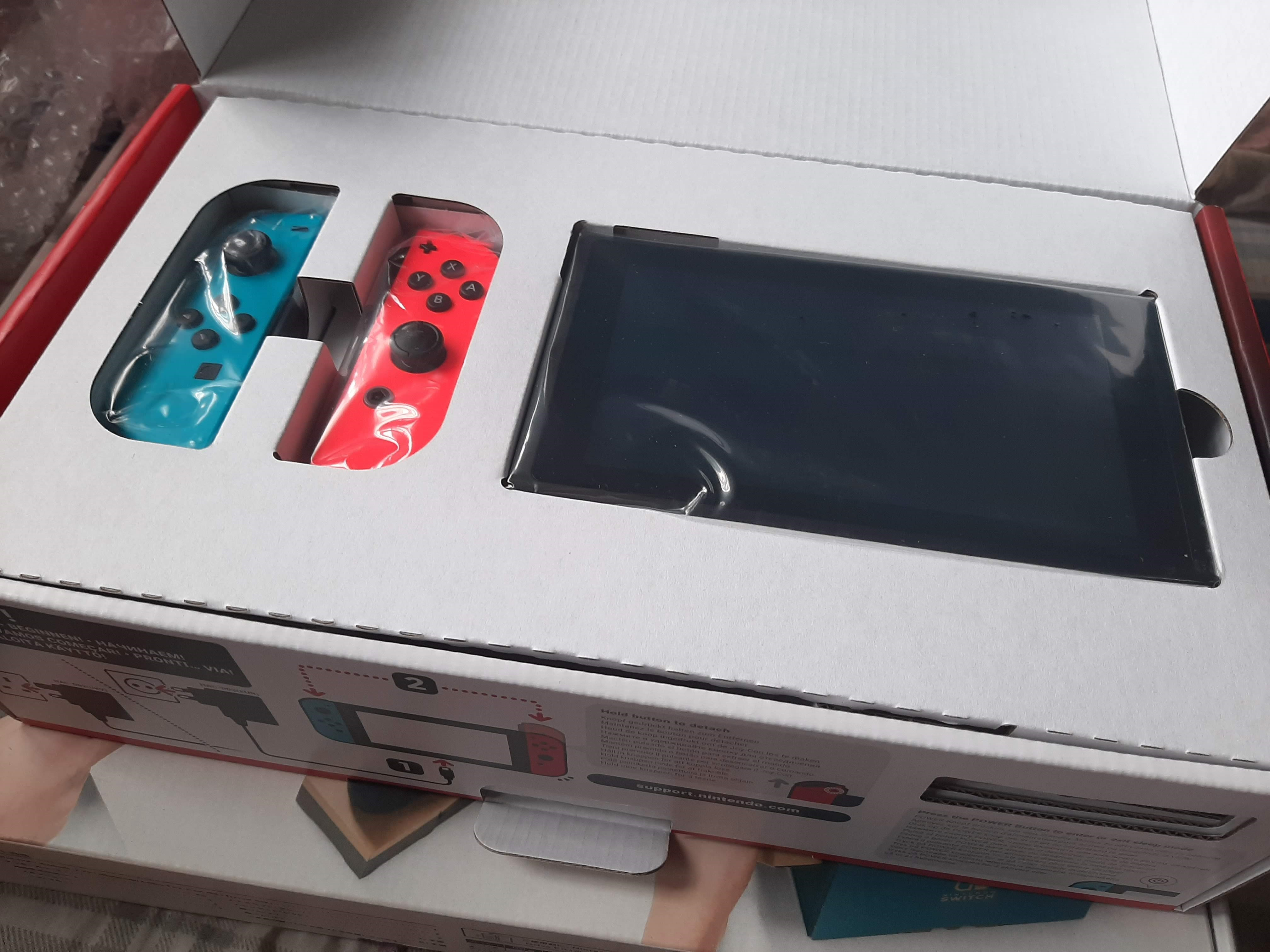 Yesterday's (sort-of) impulse buy came in today, delivery was quick. Friend code: SW-4785-4894-3488 Also, selling: Labo Toycon03 Drive Kit and Disney Tsum Tsum LOL