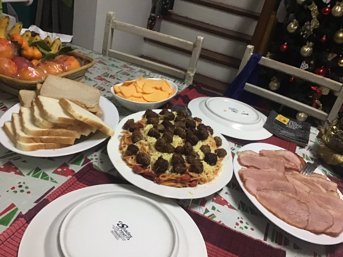 We're doing #nochebuena early this year. Merry Christmas everyone!
