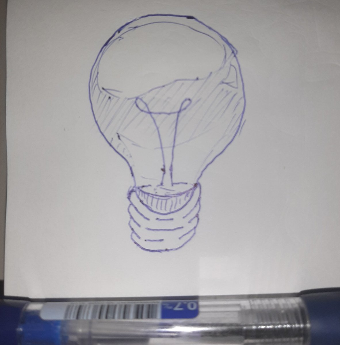 Need a light? #sketchdaily 35/365
